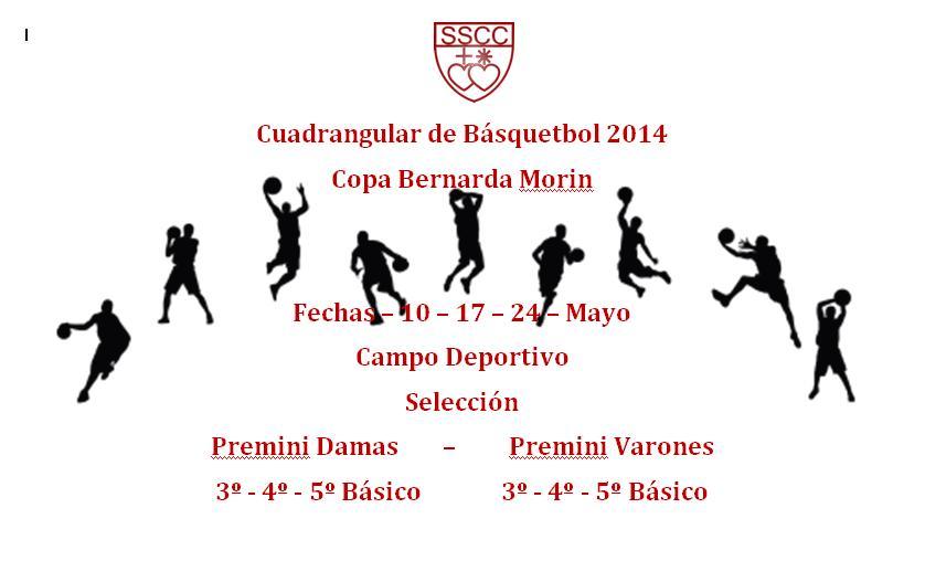 cuadrangular basquetbol 2014