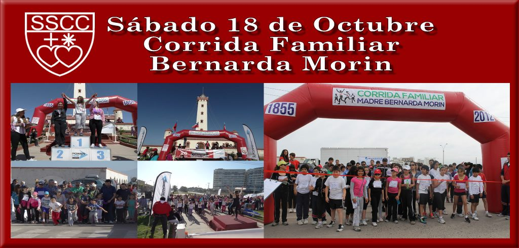 corrida familiar bmorin