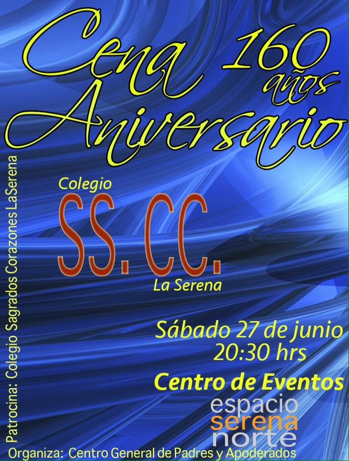 aniversario 160 sscc